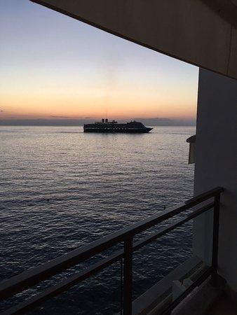 Fairmont Monte Carlo: vue sur la mer