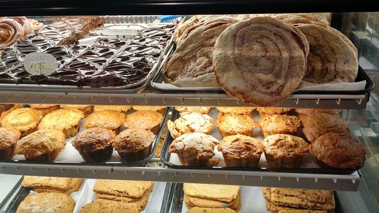 Johnson Creek, WI: Bakery Items at the Pine Cone