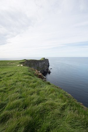 Grimsey Island, ไอซ์แลนด์: Sightseeing on land and by boat in Grímsey island with Arctic Trip
