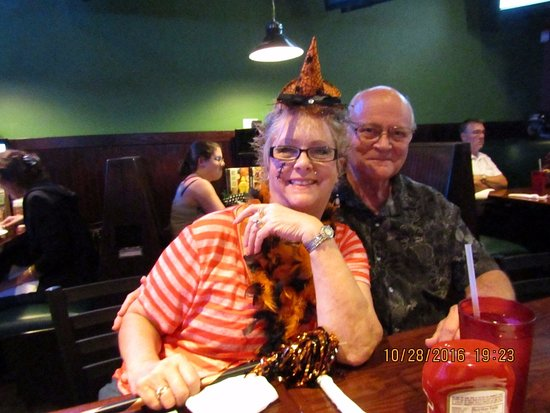Our visit on 10-28-16 after a Halloween dance