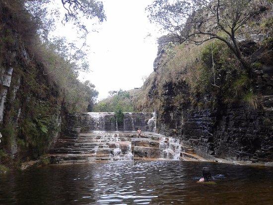 Capitolio, MG: Cachoeira Diquadinha