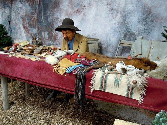 Riverton, WY : Fur trader