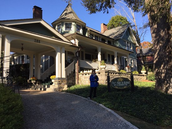 Black Walnut Bed And Breakfast Reviews