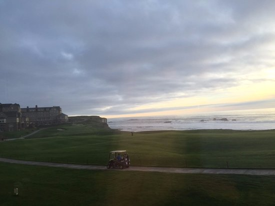 The Ritz-Carlton, Half Moon Bay: view from our room in Ocean Colony