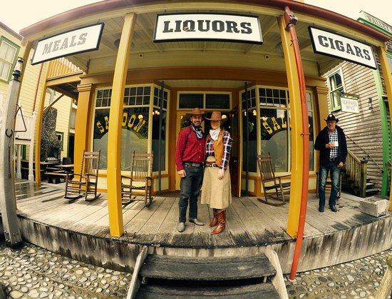 Raetihi, New Zealand: Saloon