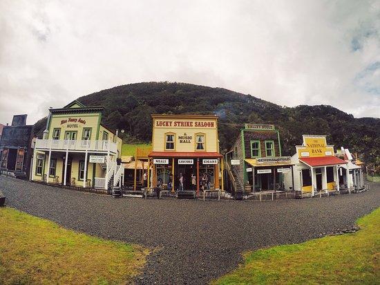 Raetihi, Nuova Zelanda: ranch