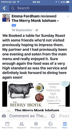 Isleham, UK: A real review