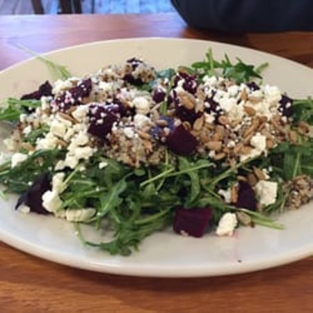 Roslyn, WA: Arugula Salad