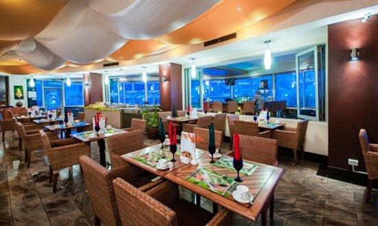 Tanoa Plaza Suva: Restaurant