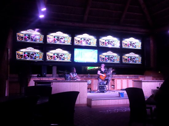 Ramrod Key, ฟลอริด้า: Live music