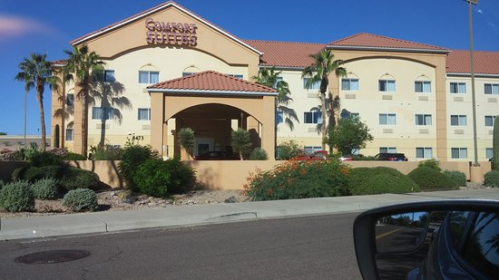 Comfort Suites Peoria Sports Complex: 20161106_095828_large.jpg