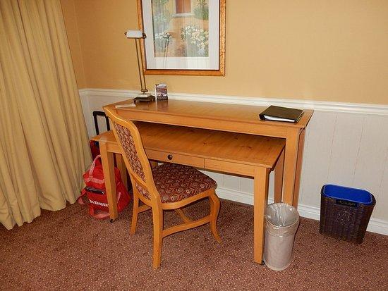 Сан-Пикс, Канада: Work desk