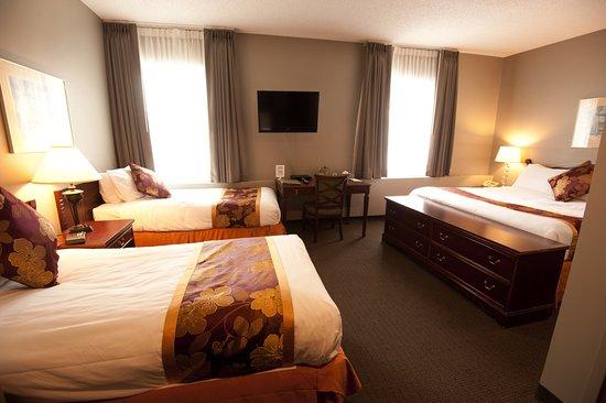 King Edward Hotel: Family room