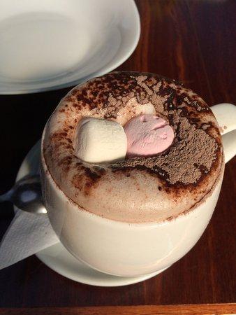 Mundaring, Australia: Awesome hot chocolate!