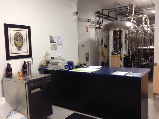 Sault Ste. Marie, Canada: Unionjack brewing, Nov 4,2016