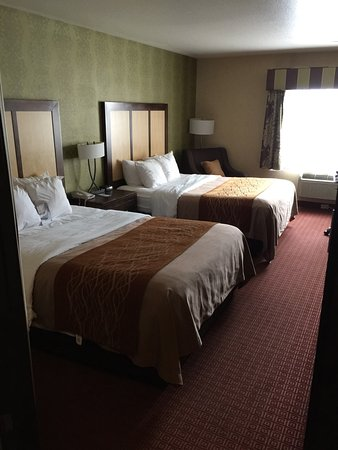 Comfort Inn Salt Lake City / Layton