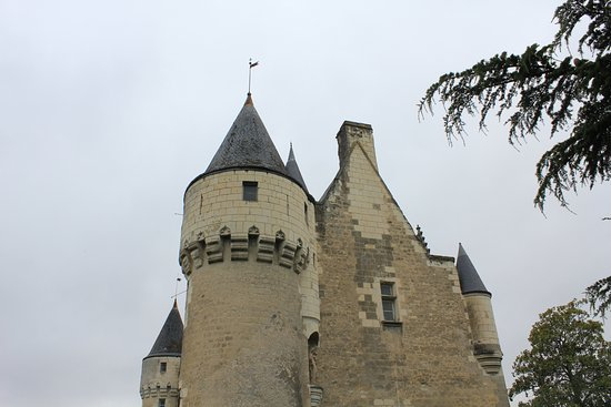 Montresor, France : The chateau