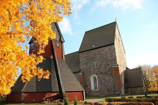 Upsala, Suecia: The churches at Gamla Upsalla