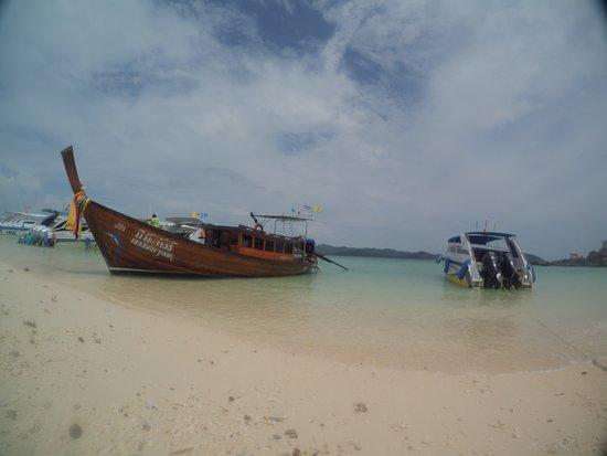 Phang Nga Province, Thailand: Khai Nai island