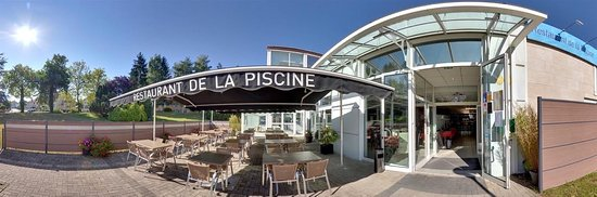 Restaurant de la piscine sarreguemines restaurant avis for Piscine sarreguemines