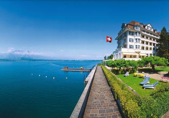 Hotel Restaurant Bellevue au Lac