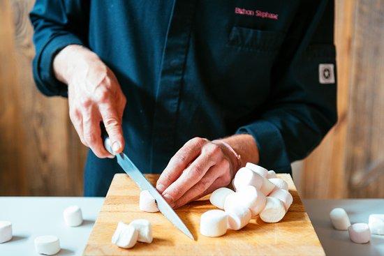 la cuisine du chef stéphane bichon ! - picture of joya lifestore