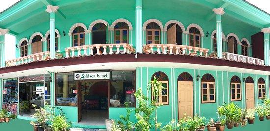 Goldsea Beach Guest House
