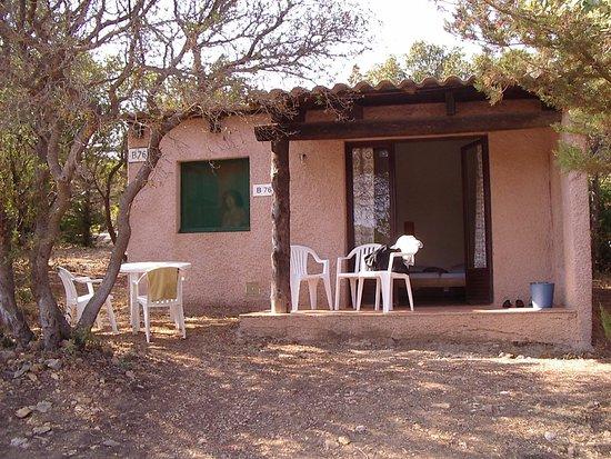 La Chiappa Village de Vacances Naturiste : Esterno del Bungalow
