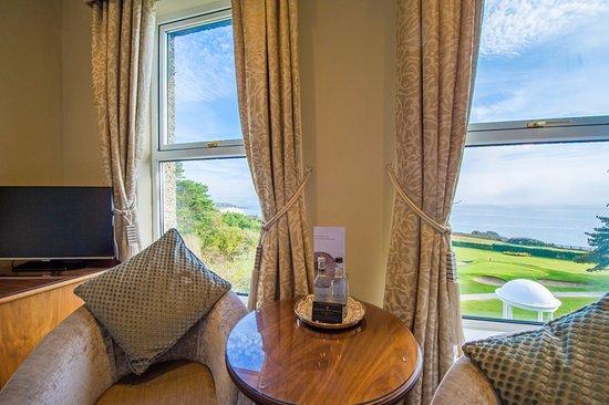 The Carlyon Bay: Sea Facing Rooms Have Spectacular Views