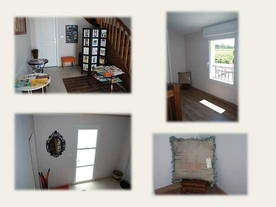 Saint-Seurin-de-Cadourne, Frankrig: Entrée des chambres