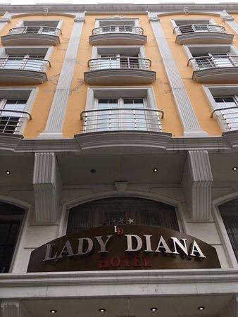 戴安娜女士飯店照片