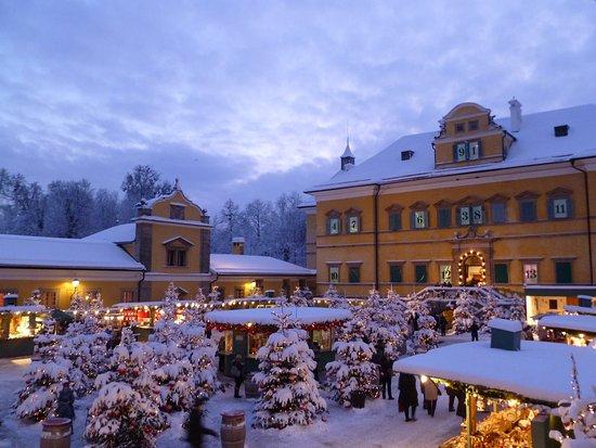 Austria: Jarmark Bożonarodzeniowy w Salzburgu Fot. Salzburg Tourismus