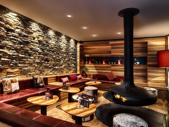 Hotel Grauer Bar : Bar