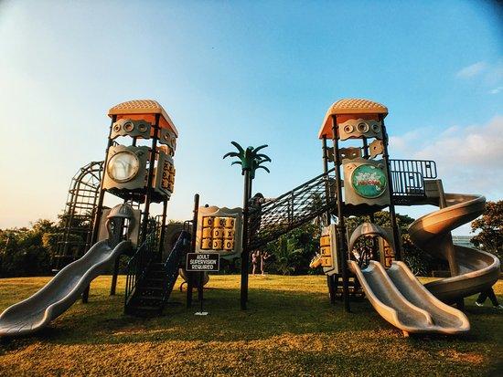 Hotel Kimberly: Playground