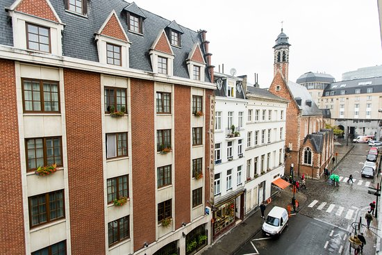 Hotel Ibis Brussels Off Grand Place Bruxelles Belgien