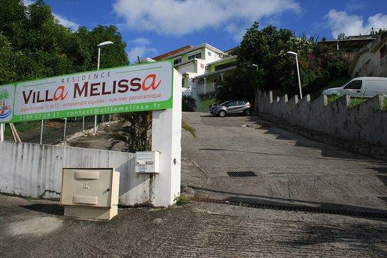 Villa Melissa: La Rampe Du0027accès Côté Rue