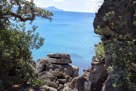 Whangarei, Nueva Zelanda: distance view