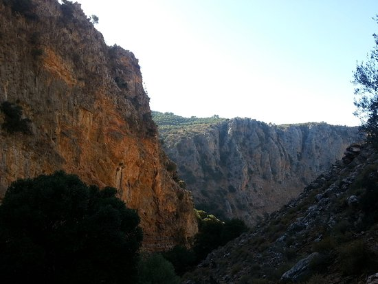 Avdou, Greece: Rozas Gorge