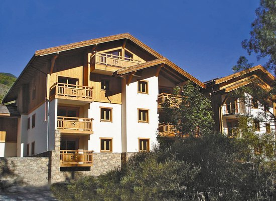 Photo of Lagrange Prestige Le Hameau du Rocher Blanc Serre-Chevalier