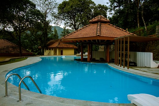 Swimming pool picture of the tamara coorg yavakapadi village tripadvisor Hotels in coorg with swimming pool