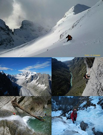 Alps Mountain Guide