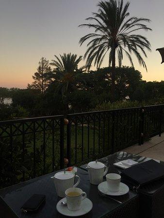 Grand-Hotel du Cap-Ferrat: moment en amoureux autour d'un thé
