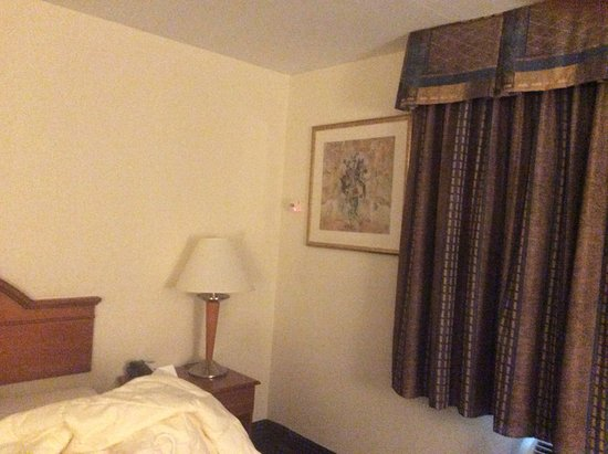 Quality Inn East Windsor: View of motion detector by picture