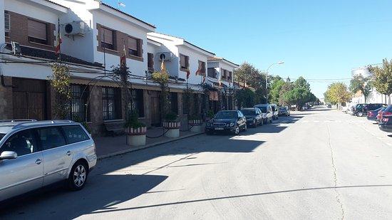 Hotel el Patas: Gesamt Ansicht