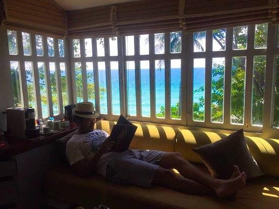 The Surin Phuket: View from room