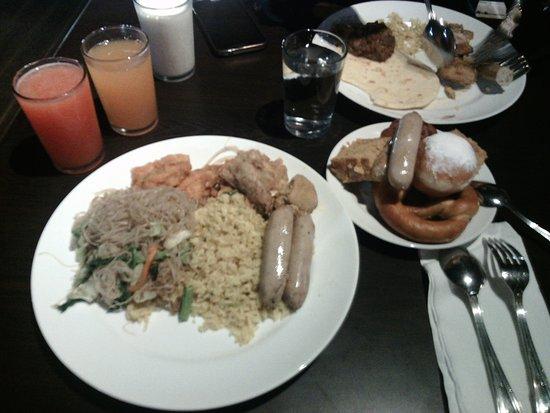 Varian Menu Sarapannya Banyak Dari Hidangan Pembuka Hidangan