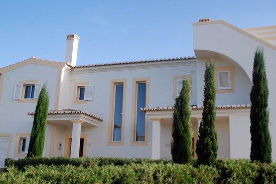 Salema, البرتغال: Vue de la maison