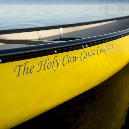 The Holy Cow Canoe Company