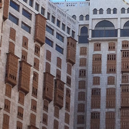 Makkah Hilton Towers Picture