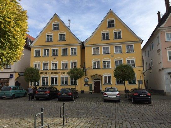 Photo1jpg Bild Von Brauereigasthof Zur Münz Günzburg Tripadvisor